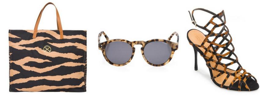 1- Bolsa - 7 x $52,25 - AQUI / 2- óculos de sol 10 x $89,99 - AQUI / 3- Sandália - 4 x $58,73 - AQUI