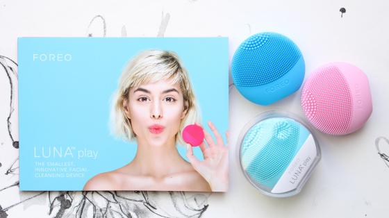 Luna Play - Limpeza de pele profissional em casa