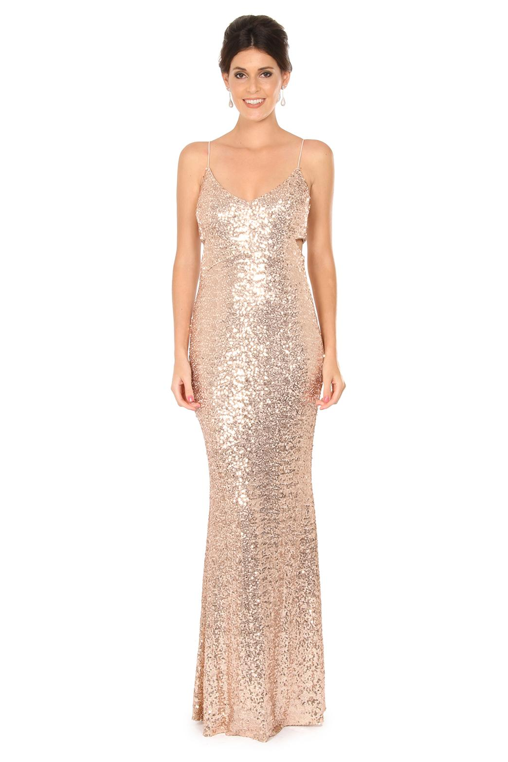 Vestido Dress & Go - Badgley Mischka