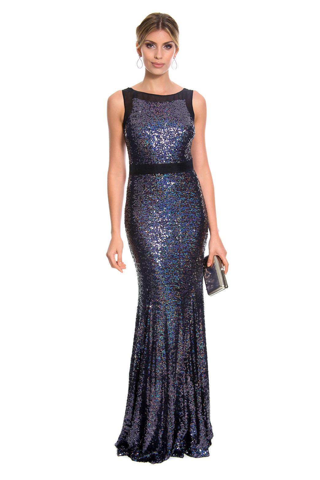 Vestido Dress & Go Baddgley Mischka