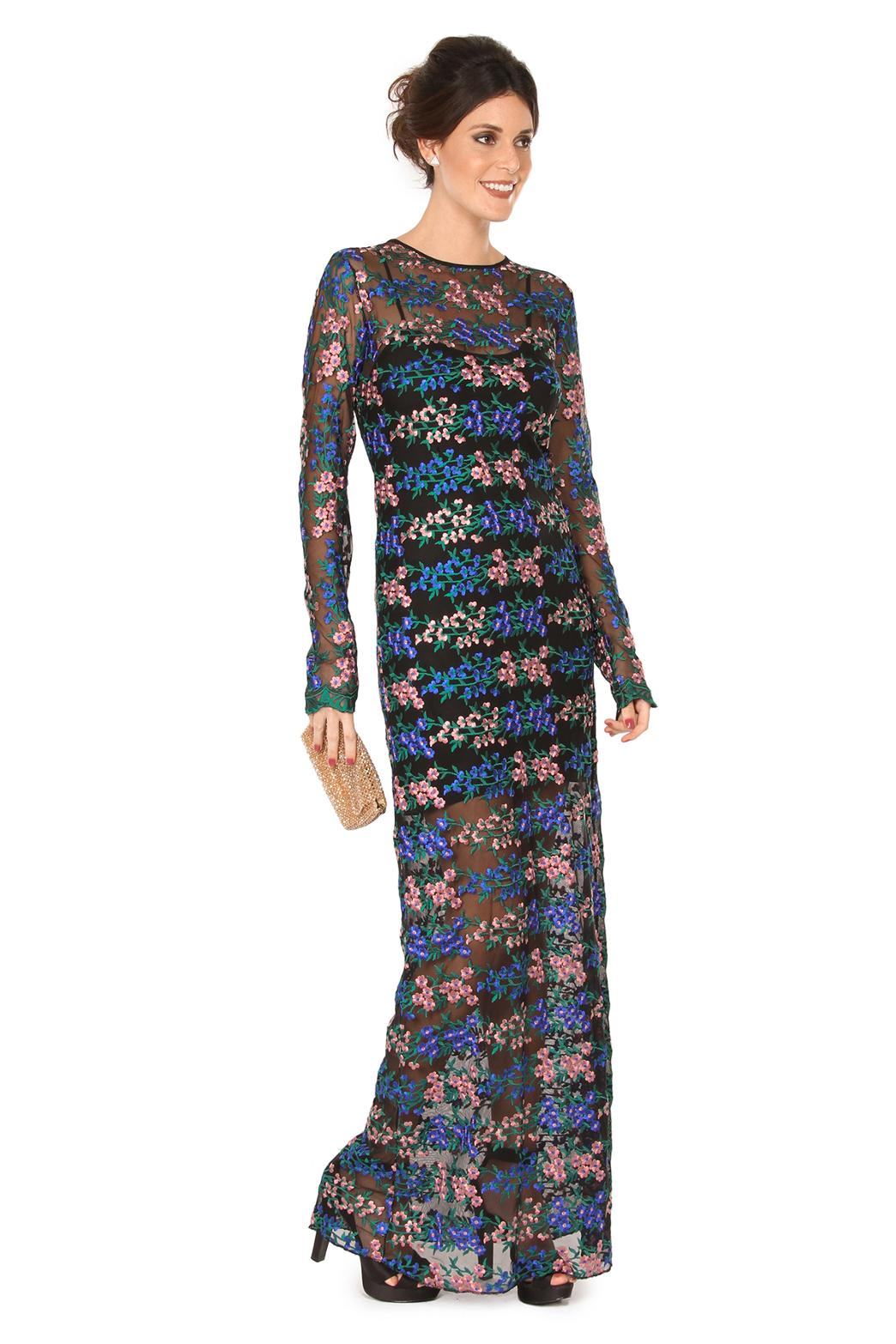Vestido Dress & Go Carina Duek